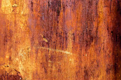 Rusty grunge iron surface Royalty Free Stock Image
