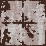 Rusty grunge metal background Royalty Free Stock Photo