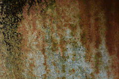 Rusty grunge metal background Stock Image