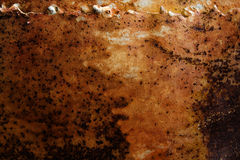 Rusty grunge texture Stock Photography