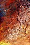 Rusty grunge texture stock photography