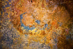 Rusty grunge texture. Rusty grunge  (abstract bacground texture photo Royalty Free Stock Images