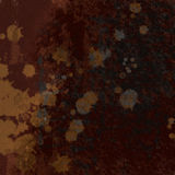 Rusty Grunge Texture. Digitally created abstract rusty grunge background texture royalty free stock photos