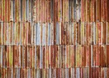 Rusty worn metal texture background stock image