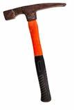 Rusty hammer. Royalty Free Stock Image