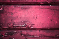 Rusty handle Royalty Free Stock Images