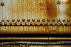 Rusty Industrial Background Imágenes de archivo libres de regalías
