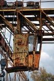 Rusty industrial machinery Stock Photo