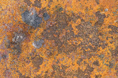 Rusty Iron Stock Image