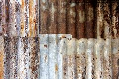 Rusty Iron Background 6 Stockfotografie
