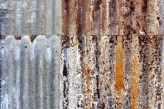 Rusty Iron Background 7 Images libres de droits