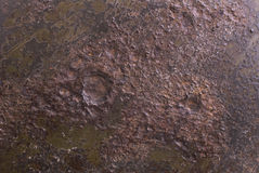 Rusty iron background Royalty Free Stock Photo