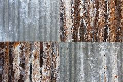 Rusty Iron Background 2 Royalty Free Stock Photography