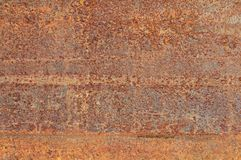 Rusty Iron Background royalty free stock photography