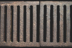 Rusty iron bars Stock Photography