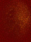 Rusty iron  color stained glass texture Royalty Free Stock Image