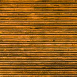Rusty iron curtain Stock Images