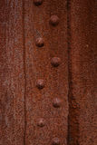 Rusty Iron Details Royalty Free Stock Image