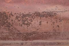 Rusty iron metal textured background structure grunge. Pattern Royalty Free Stock Photos