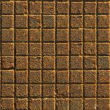 Rusty Iron. Seamless Texture. Royalty Free Stock Photos