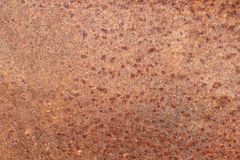 Rusty iron sheet Stock Photos