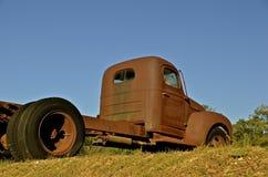 Rusty junker truck Stock Images
