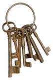 Rusty Keys royalty free stock photos