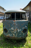 Rusty Kombi Royalty Free Stock Photo