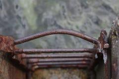 Rusty ladder Stock Photography
