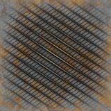 Rusty lattice Stock Photos