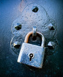 Rusty Lock Royalty Free Stock Photos