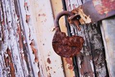 Free Rusty Lock Stock Photos - 59026843
