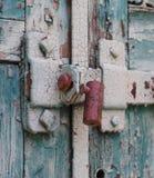 Rusty lock Royalty Free Stock Photography