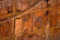 Rusty Lock Gate Stock Photos