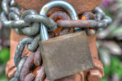 Rusty Lock Stock Images