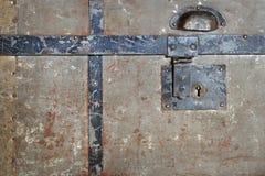 Free Rusty Lock On Chest Stock Photos - 16519703