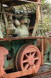 Rusty locomotive Stock Image
