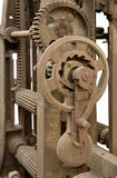 Rusty machine detail Royalty Free Stock Images