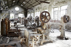 Free Rusty Machinery Stock Photos - 3953863