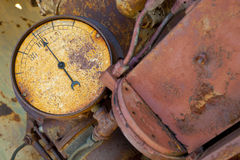Rusty Machines Stock Photos