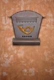 Rusty mailbox Stock Photo