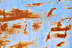 Rusty Meatl Texture imagen de archivo libre de regalías