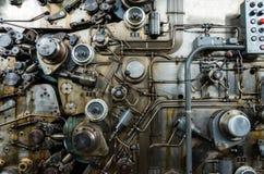 Rusty Mechanism Stock Photo