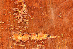 Rusty metal Stock Photography
