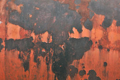 Rusty Metal. An abstract image of a rusty metal Royalty Free Stock Images