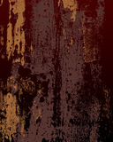 Rusty metal. Texture rusty metal in dark colours Royalty Free Stock Images