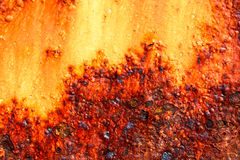 Rusty metal Stock Images
