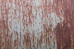 Rusty Metal Backgound Fotografia Stock