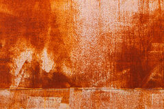 Rusty Metal Background Stockbild