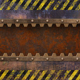 Rusty Metal Background Stockfotografie